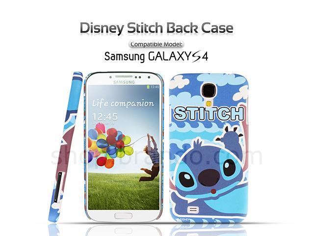 Samsung Galaxy S4 Disney Stitch Back Case