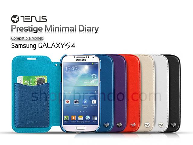 ZENUS Prestige Minimal Diary For Samsung Galaxy S4