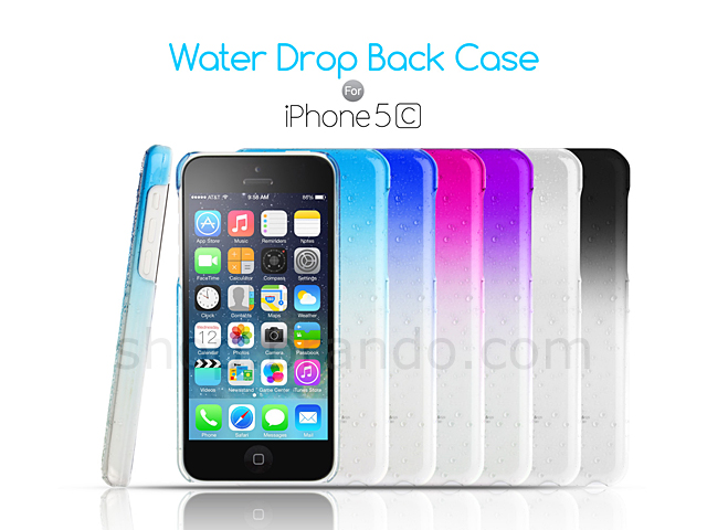i dropped my iphone in water iphone 5c water drop back 19282
