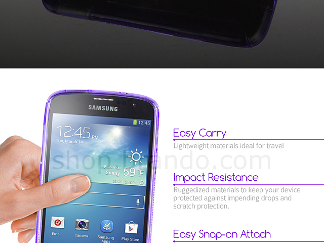 Samsung Galaxy S4 Active Waved Stand