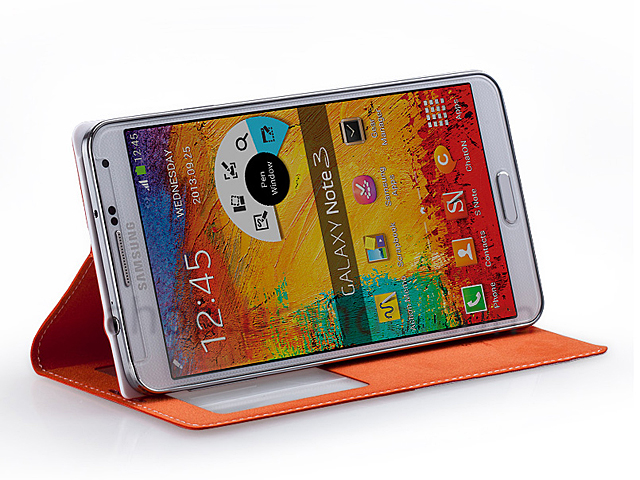 Momax Samsung Galaxy Note 3 Smart Coat Replacement Back Case