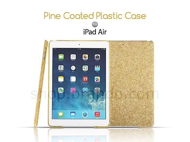 Ipad Air Pine Coated Plastic Case