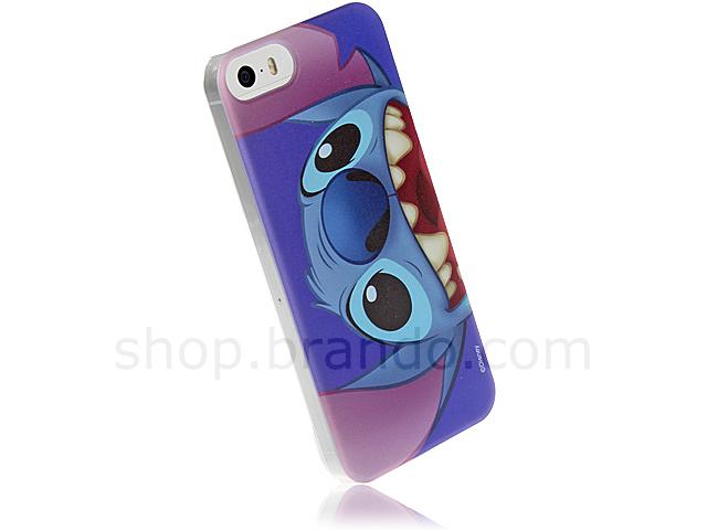 iPhone 5 / 5s Disney - Stitch Close up Face Back Case (Limited ...