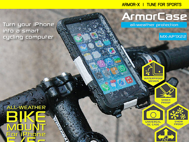 new concept 28f82 51974 ARMOR-X Armor Case Series - 2 Meter Waterproof Protective Case ...