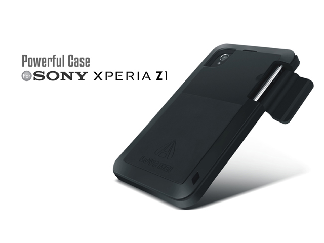 LOVE MEI Sony Xperia Z1 Powerful Case