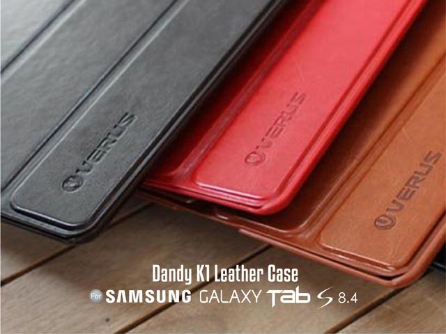 Verus Dandy K1 Leather Case For Samsung Galaxy Tab S 8 4