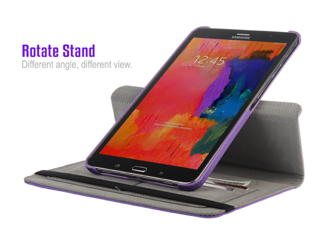 Samsung Galaxy TabPRO 8.4 Rotate Stand Fabric Case