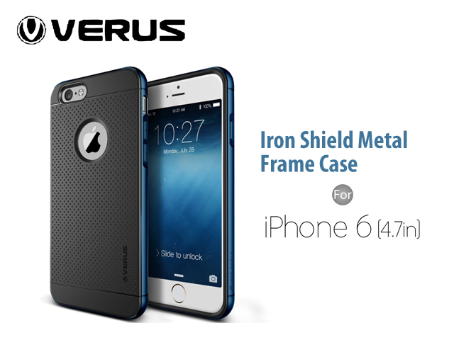 promo code 96622 06811 Verus Iron Shield Metal Frame Case for iPhone 6