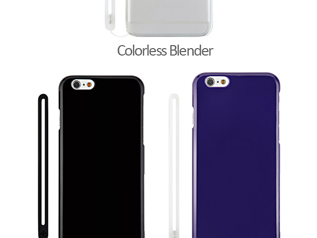 Simplism 0 7mm Ultra Thin Case Colorless Blender For Iphone 6