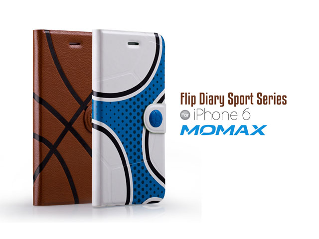 Momax Flip Diary Sport Series for iPhone 6 / 6s