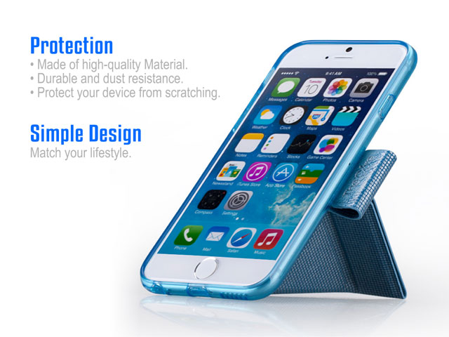 Momax The Core Smart Case for iPhone 6 / 6s