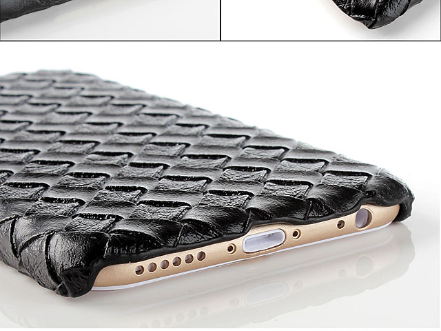 iPhone 6 / 6s Woven Leather Case