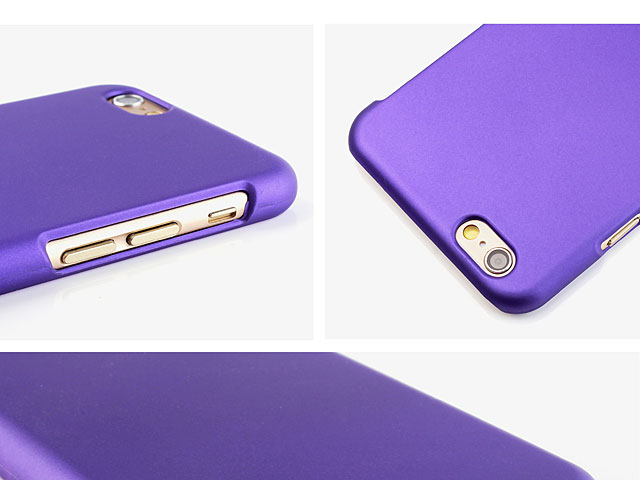 iPhone 6 / 6s Rubberized Back Hard Case