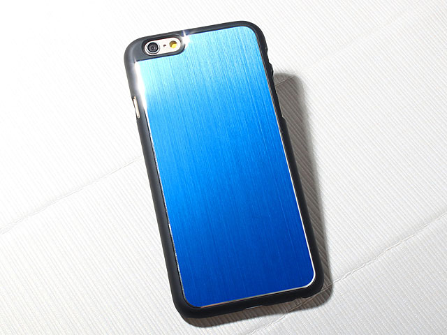 iPhone 6 / 6s Metallic Back Case
