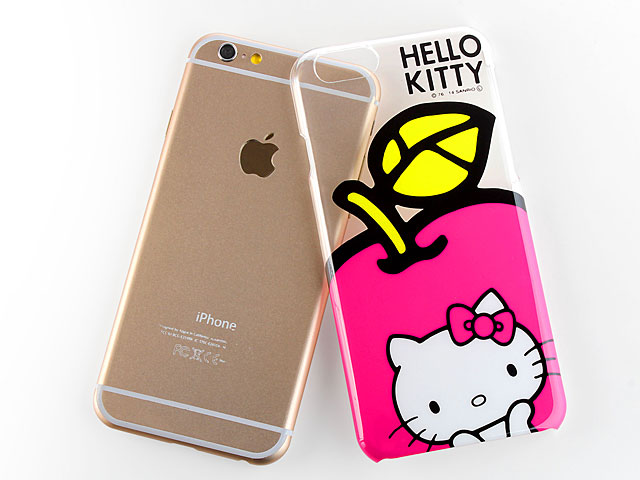 iPhone 6 Hello Kitty Hard Case  SAN-362A Iphone 6 Cases Hello Kitty