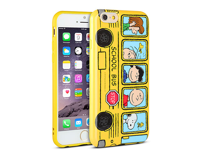 low priced 878ae 0e7d0 iPhone 6 Peanuts Snoopy Soft Case (SNG-86A)