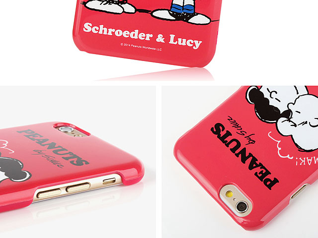 iPhone 6 / 6s Peanuts Snoopy Hard Case (SNG-88C)