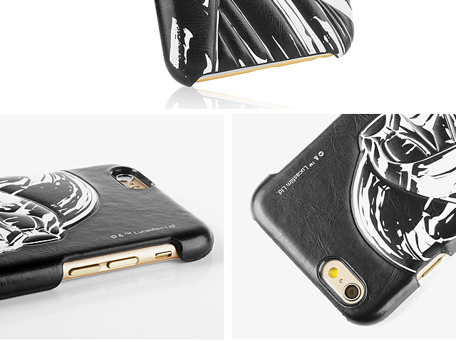 iPhone 6 / 6s Star Wars - Darth Vader Leather Back Case