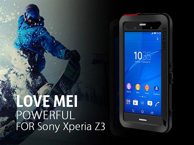 Sony Xperia Z White In Water