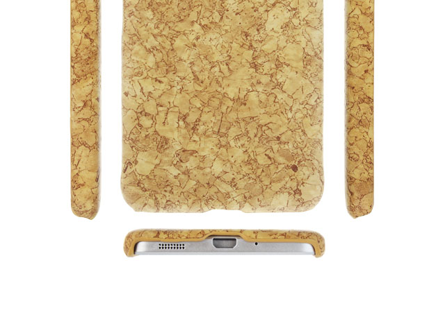 Samsung Galaxy Alpha Pine Coated Plastic Case