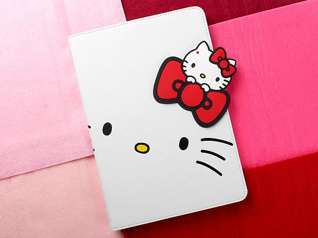 Ipad Mini 3 Hello Kitty Pu Flip Case