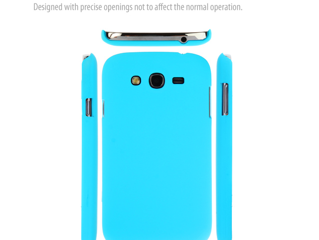 Samsung Galaxy Grand Neo Rubberized Back Hard Case