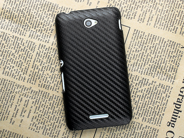 Sony Xperia E4 Twilled Back Case