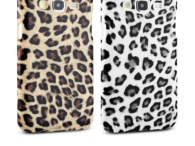 Samsung Galaxy J5 Leopard Stripe Back Case