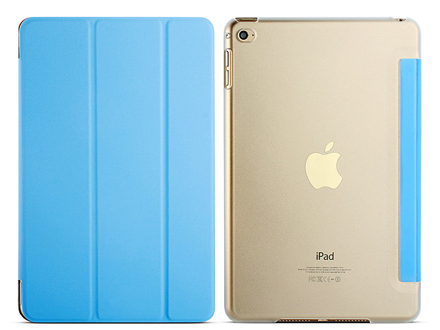 iPad mini 4 Matte Plastic Protective Cover with Back Case