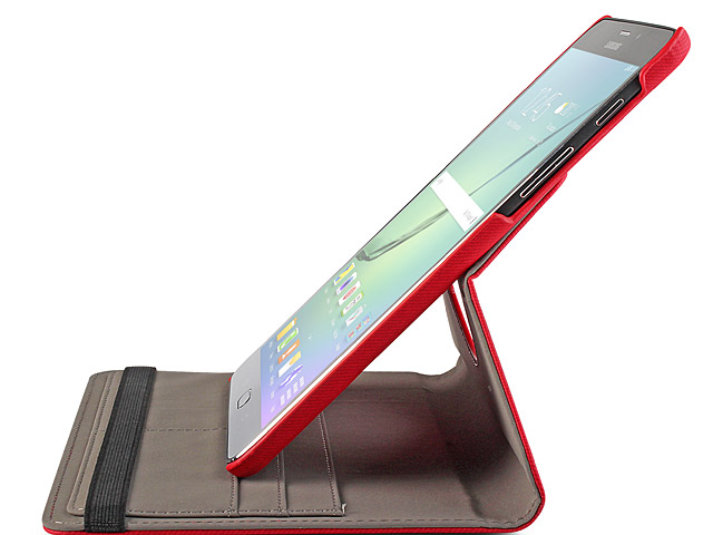 Samsung Galaxy Tab S2 8.0 Rotate Stand Fabric Case