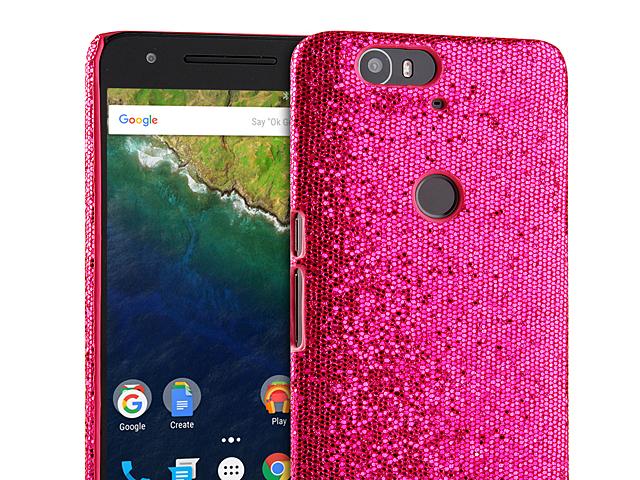 Vivre La Conception De La Vie, Étui Rigide Pour Huawei Nexus 6p