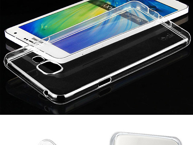 Imak Soft TPU Back Case for Samsung Galaxy A5 (2016) A5100
