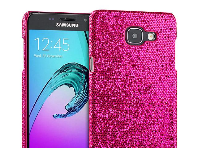 Samsung Galaxy A3 2016 A3100 Glitter Plastic Hard Case
