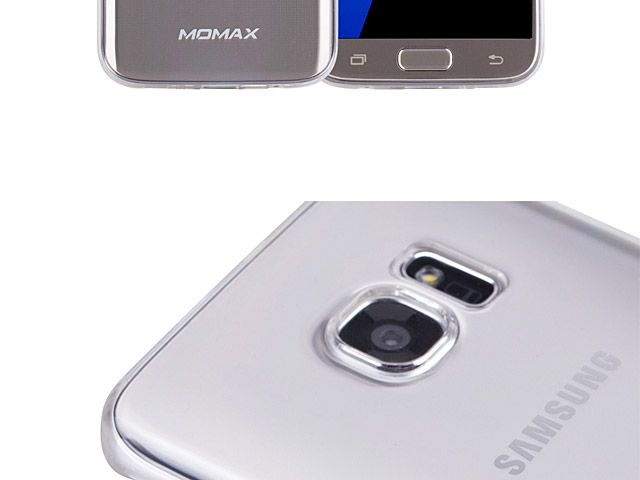 Momax Ultra Thin Case - Clear Breeze for Samsung Galaxy S7