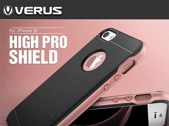 best website 36dff a9ef4 Verus High Pro Shield Case for iPhone SE