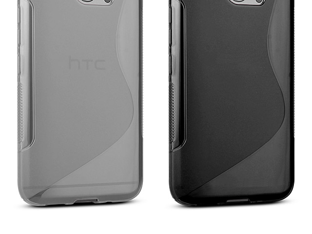 Htc 10 Wave Plastic Back Case