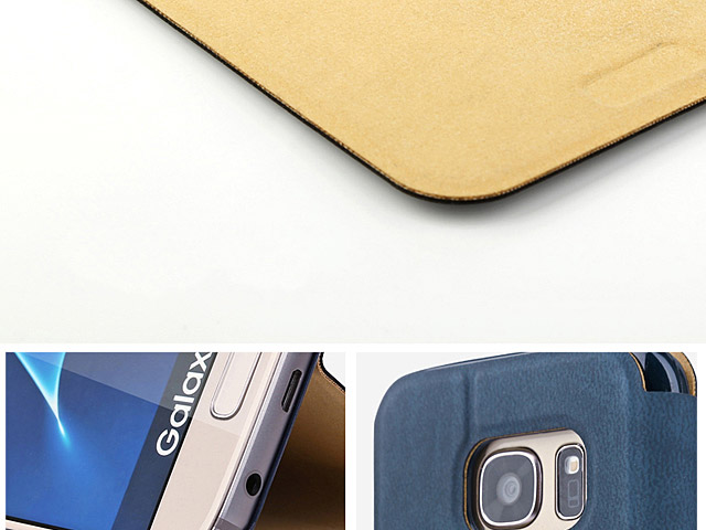 Baseus Flip Leather Case for Samsung Galaxy S7