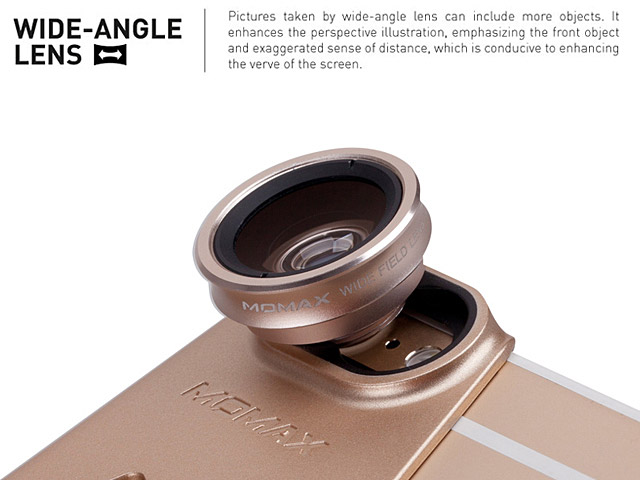 Momax X-Lens Case for iPhone 6 / 6s