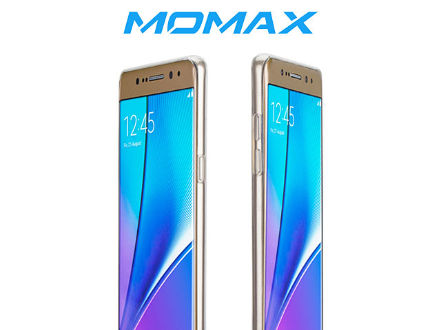 Momax Ultra Thin - Clear Twist Soft Case for Samsung Galaxy Note7