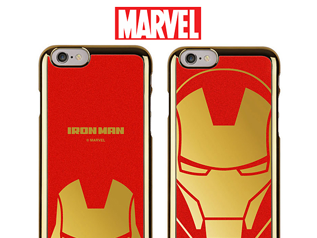 info for 08c17 cdcbe MARVEL Iron Man Mirror Art Back Case for iPhone 7 Plus