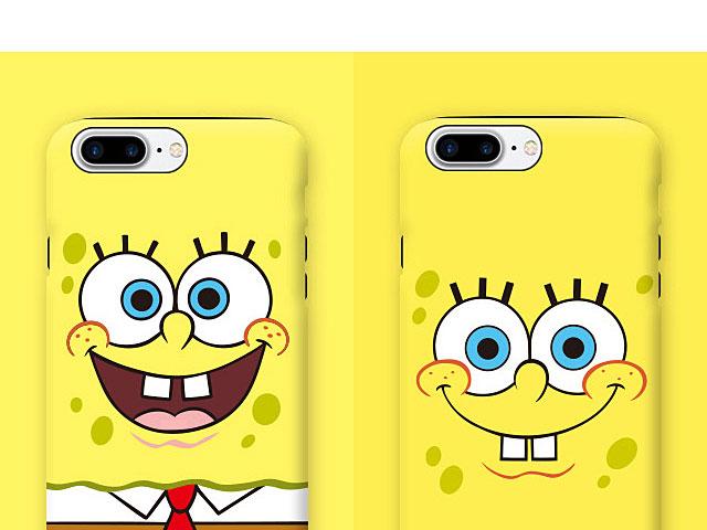iPhone 7 Plus Spongebob Guard Up Case