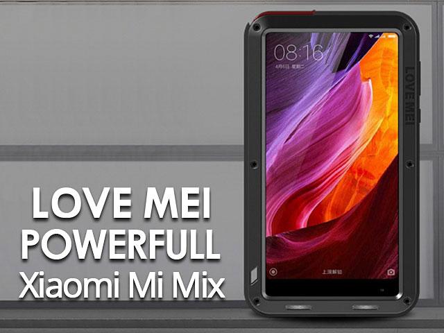 new arrival 4227a 073f0 LOVE MEI Xiaomi Mi Mix Powerful Bumper Case