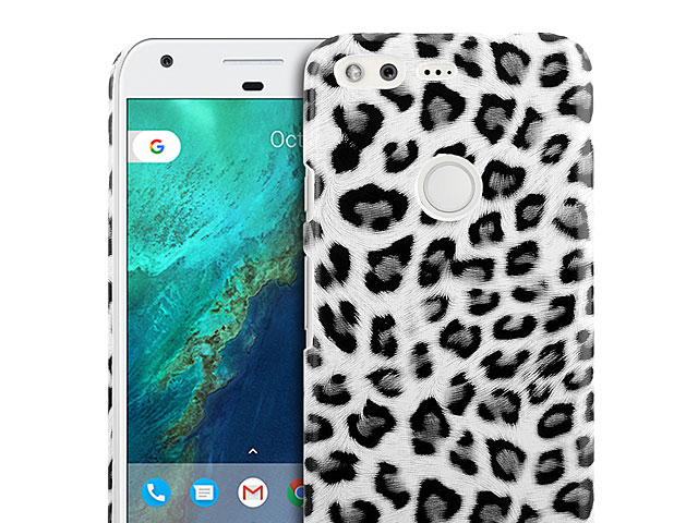 Google Pixel Leopard Stripe Back Case