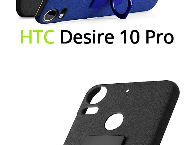 Imak Marble Pattern Back Case for HTC Desire 10 Pro