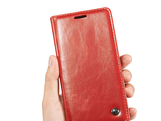 Google Pixel Magnetic Flip Leather Wallet Case