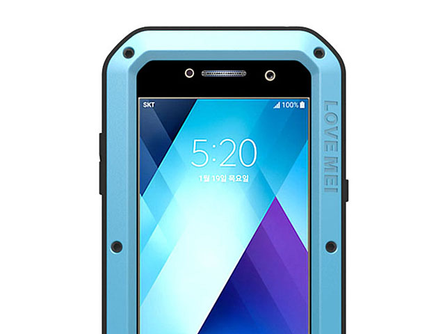 LOVE MEI Samsung A5 (2017) A5200 Powerful Bumper Case