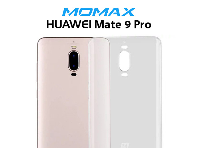 Momax Ultra Thin Clear Hard Case for Huawei Mate 9 Pro