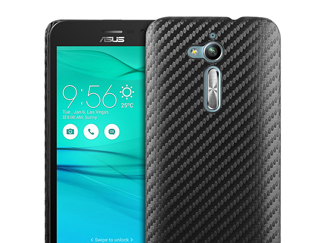 Asus Zenfone Go Zb500kl Twilled Back Case