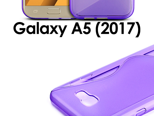 Samsung Galaxy A5 (2017) A5200 Wave Plastic Back Case