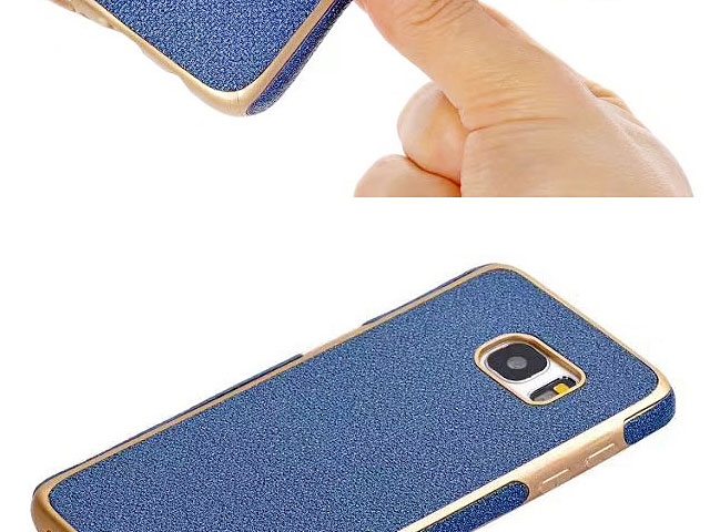 Samsung Galaxy S7 edge Jeans Soft Back Case